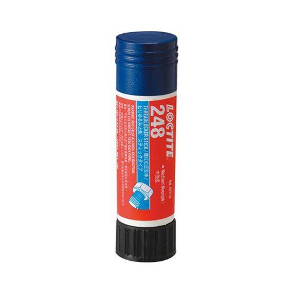 ロックタイト(LOCTITE) スレッドロッキング(嫌気性ねじゆるみ止め接着剤) スティックタイプ 中強度 248 STRAIGHT/37-773 (LOCTITE/ロックタイト)