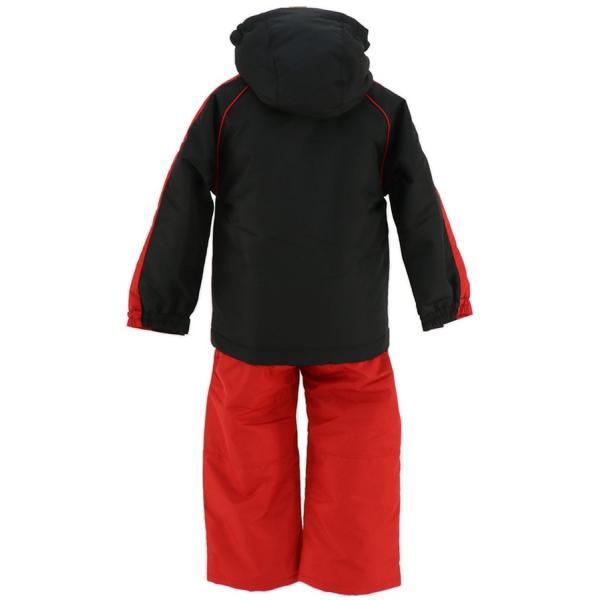 キッズ スキーウェア 上下セット サイズ調節可能 オンヨネ 子ども用 スキージャケットパンツセット|streetbros|04