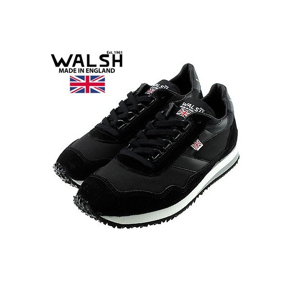 メンズシューズ ウォルシュ レディーススニーカー WALSH ENSIGN ENS70026 カジュアルシューズ|streetbros