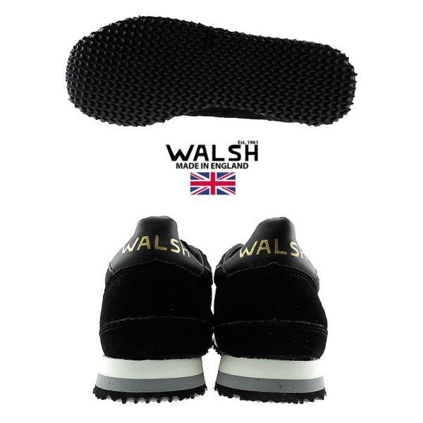 メンズシューズ ウォルシュ レディーススニーカー WALSH ENSIGN ENS70026 カジュアルシューズ|streetbros|02