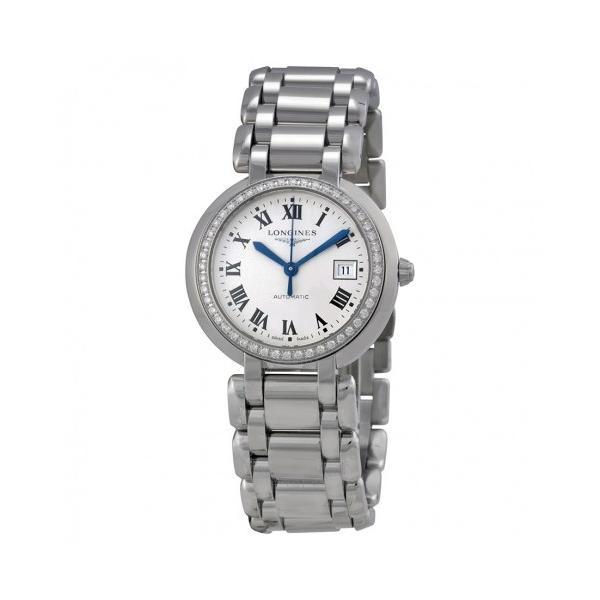 Longines/ロンジン レディース 腕時計 PrimaLuna 自動巻き シルバー Dial ステンレス鋼 レディース Watch L8.113.0.71.6