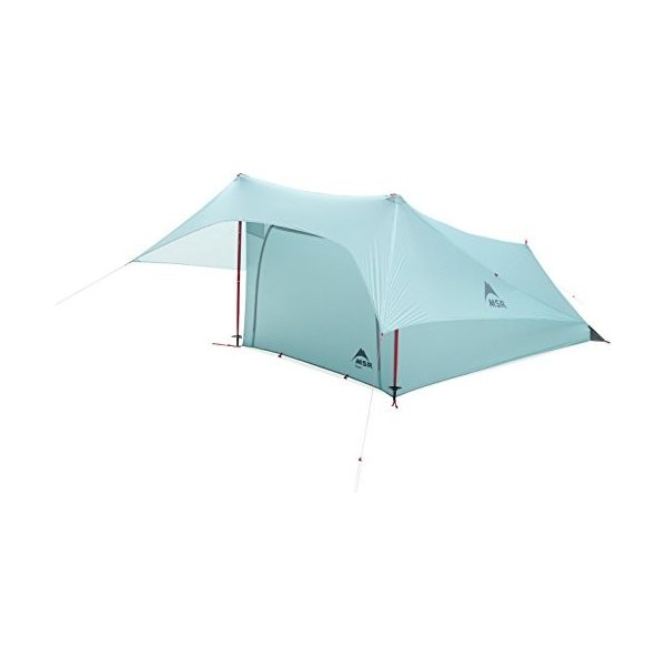 MSR テント Flylite Tent with Canopy Style Rainfly|stroke-shop