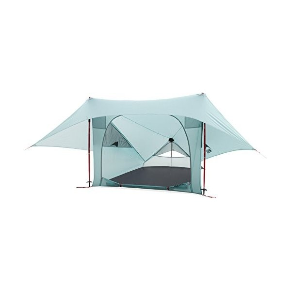 MSR テント Flylite Tent with Canopy Style Rainfly|stroke-shop|03