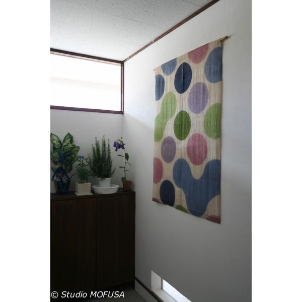 暖簾 のれん N-4185 半間 本麻 90cmx130cm|studio-mofusa