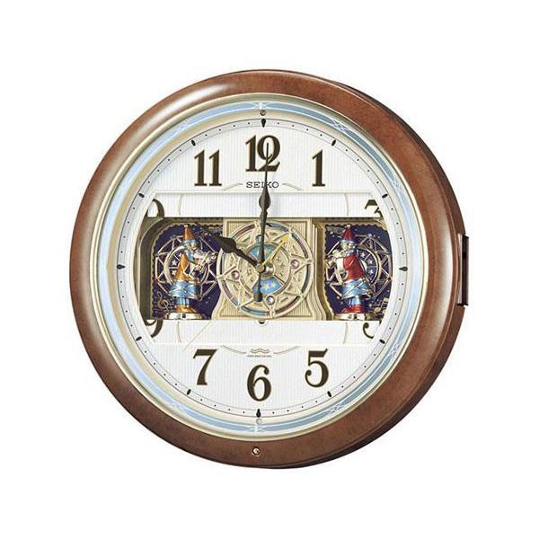 セイコー SEIKO からくり時計 電波時計 掛け時計 RE559H