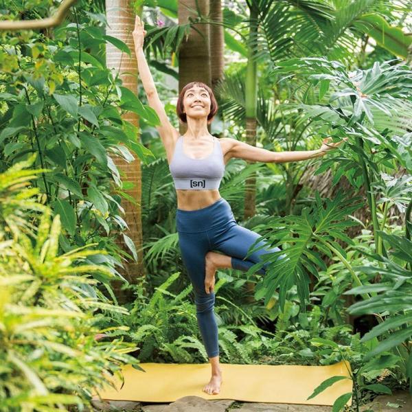 ヨガワークス ヨガマット 6mm yogaworks ヨガ ピラティス ストレッチ ダイエット 健康 器具 エクササイズ トレーニング 送料無料|style-depot|07