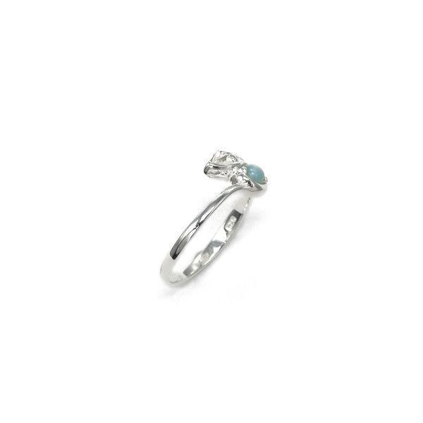 送料無料 シルバーアクセサリー 純銀 シルバー925 ラリマー リング 指輪 誕生日 プレゼント ギフト 贈り物 ギフトBOX付|style-on-stage|02