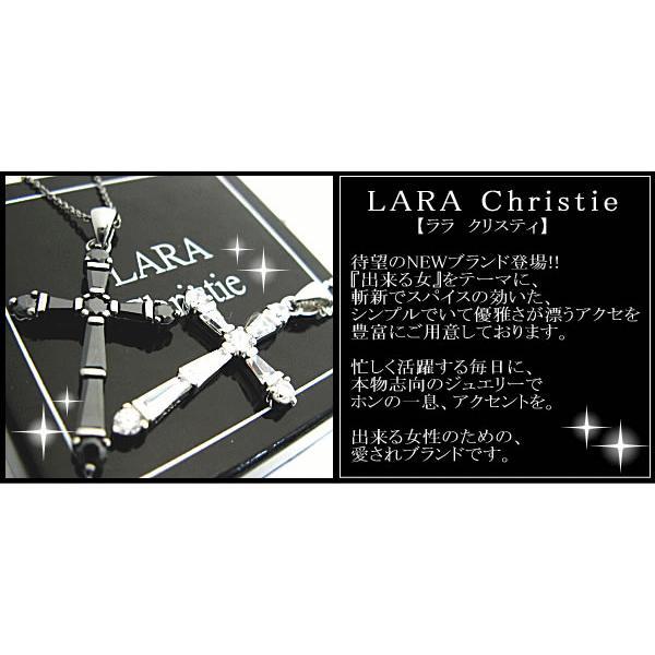 送料無料 LARA Christie ララクリスティー ホーリークロスペアネックレス PAIR Label 誕生日 記念日 プレゼント ギフト 贈り物|style-on-stage|03