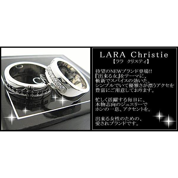 送料無料 LARA Christie ララクリスティー ロイヤルクロス ペアリング 指輪 PAIR Label 誕生日 記念日 プレゼント ギフト 贈り物|style-on-stage|03