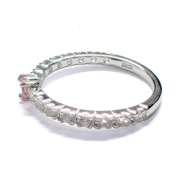 11月の誕生石 ブルートパーズ ハート シルバーアクセサリー 純銀 シルバー925 リング 指輪 レディース 誕生日 プレゼント ギフト 贈り物 BOX付|style-on-stage|02