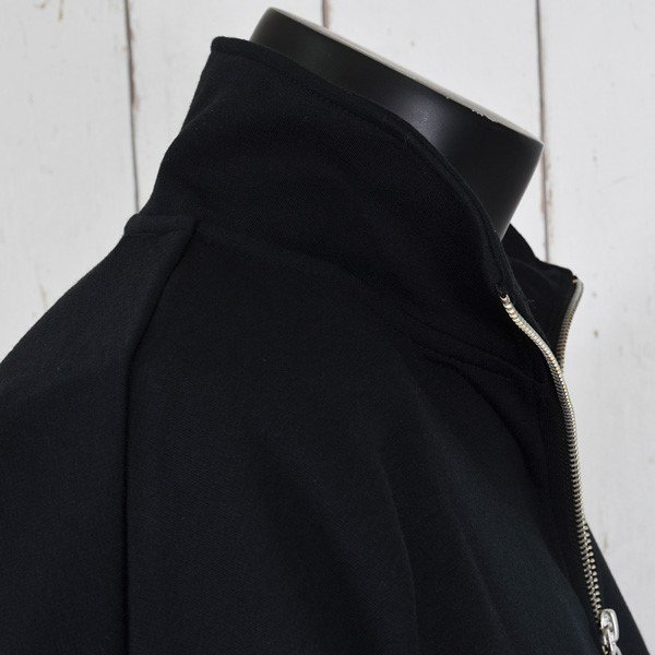 Tシャツ カットソー ハーフジップ 半袖 スタンドカラー ビッグシルエット 星条旗 USA ロゴ プリント トップス メンズ|styleblock|10