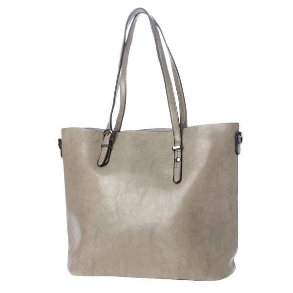 トートバッグ ショルダーバッグ 2way PUレザー 合皮 大きめ 大容量 ファスナー付き 小物 鞄 レディース|styleblock|07