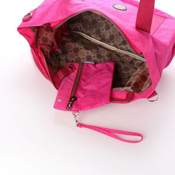 ハンドバッグ トートバッグ マザーバッグ ナイロン 軽量 撥水加工 A4 大容量 鞄 かばん バッグ 小物 レディース|styleblock|03
