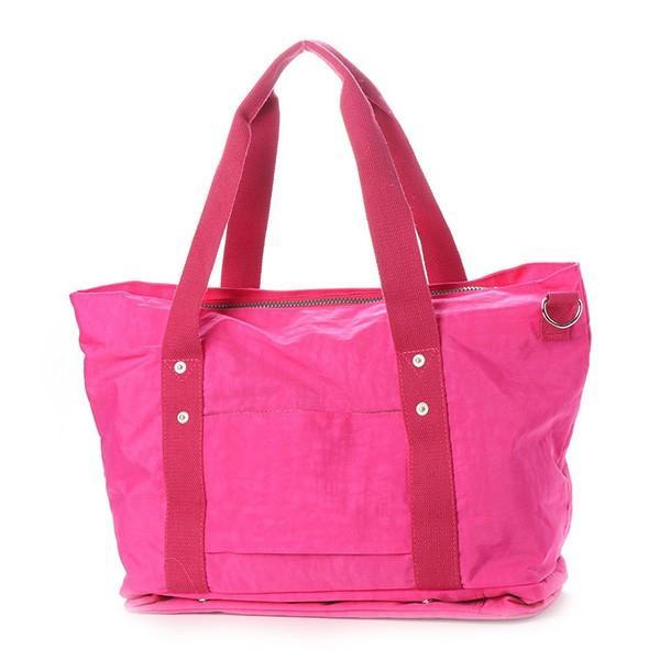 ハンドバッグ トートバッグ マザーバッグ ナイロン 軽量 撥水加工 A4 大容量 鞄 かばん バッグ 小物 レディース|styleblock|06