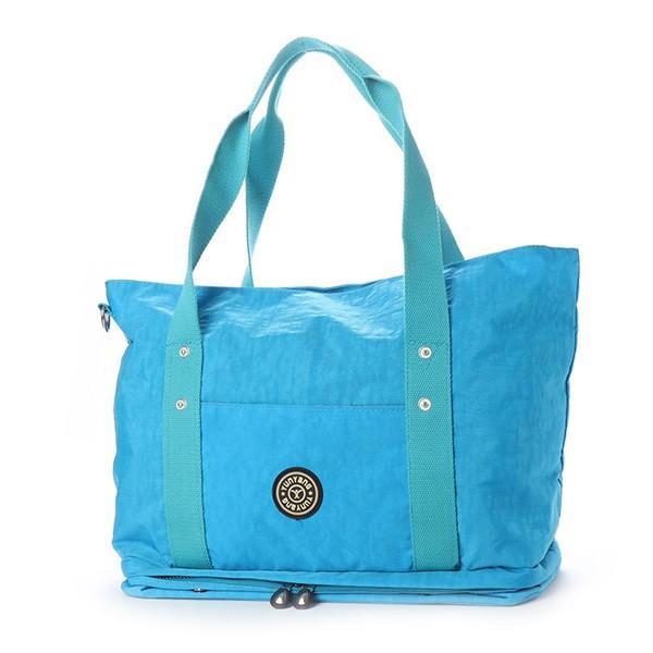 ハンドバッグ トートバッグ マザーバッグ ナイロン 軽量 撥水加工 A4 大容量 鞄 かばん バッグ 小物 レディース|styleblock|09