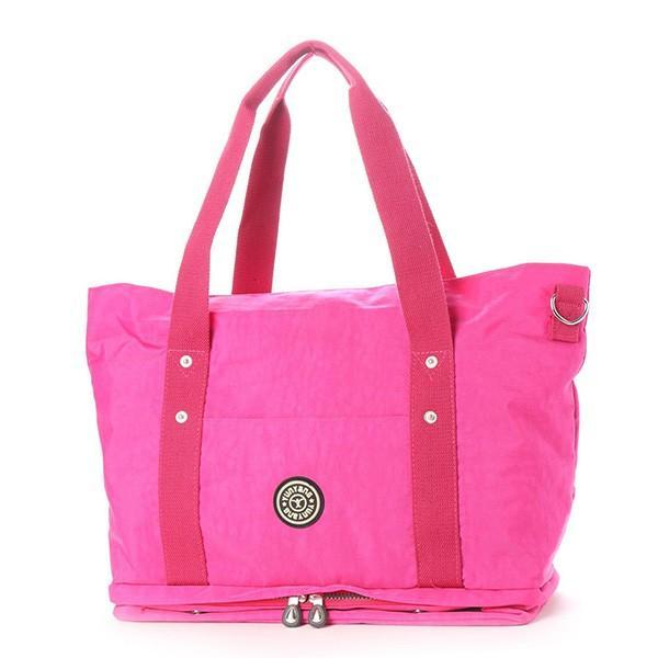 ハンドバッグ トートバッグ マザーバッグ ナイロン 軽量 撥水加工 A4 大容量 鞄 かばん バッグ 小物 レディース|styleblock|10