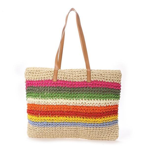 トートバッグ かごバッグ ストローバッグ A4 鞄 大容量 かばん バッグ 小物 レディース|styleblock|05