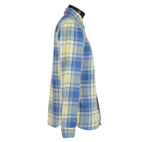 シャツ カジュアルシャツ チェック柄 ネルシャツ チェックシャツ トップス メンズ トップス|styleblockmen|06