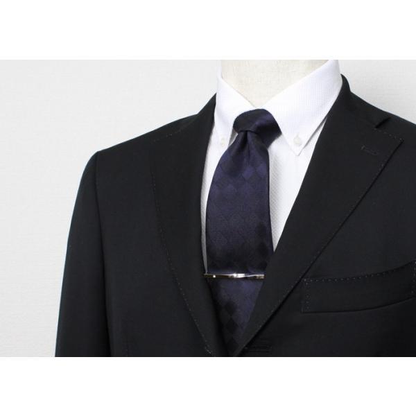 ネクタイピン 名入れ プレゼント オシャレ シンプル ビジネス 結婚式 メンズ スワロフスキー ネコポス送料無料 シルバー 真鍮 tw824|styleequal|04