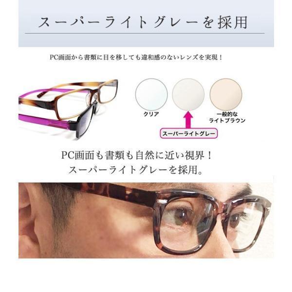 老眼鏡 おしゃれ 男性用 ネックリーダーズ  ブルーライトカット リーディンググラス  男性用 女性用 持ち運びケース付き 度数 1.0 1.5 2.0 2.5 3.0|styleism|11