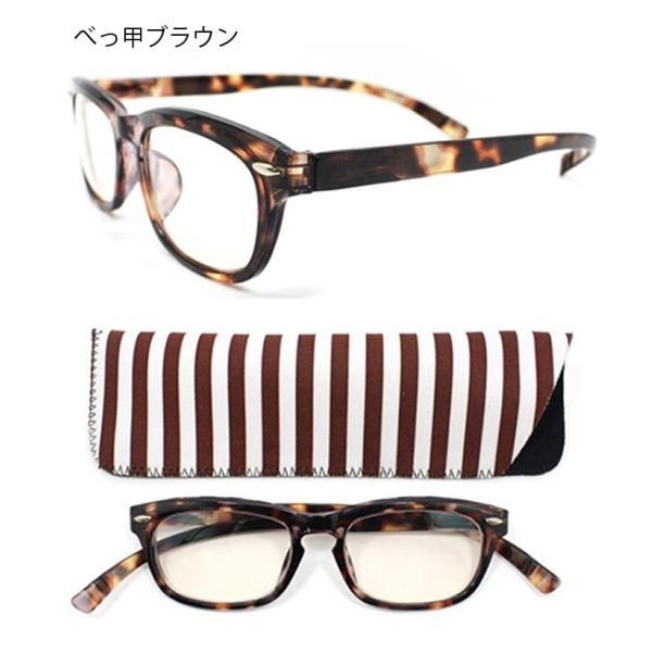 老眼鏡 おしゃれ 男性用 ネックリーダーズ  ブルーライトカット リーディンググラス  男性用 女性用 持ち運びケース付き 度数 1.0 1.5 2.0 2.5 3.0|styleism|14