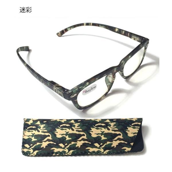 老眼鏡 おしゃれ 男性用 ネックリーダーズ  ブルーライトカット リーディンググラス  男性用 女性用 持ち運びケース付き 度数 1.0 1.5 2.0 2.5 3.0|styleism|16