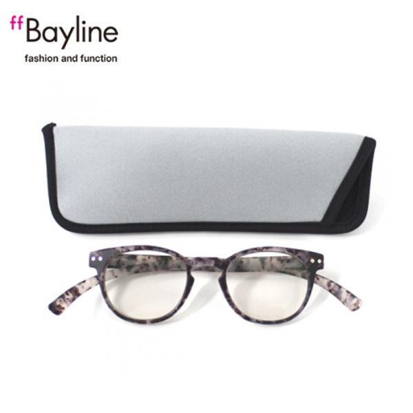 老眼鏡 女性 おしゃれ 男女兼用 軽量 ネックリーダー ボストン 老眼鏡 首 に 掛け られる 老眼鏡 ブルーライトカット 眼鏡ケース付き (マットデミグレー)