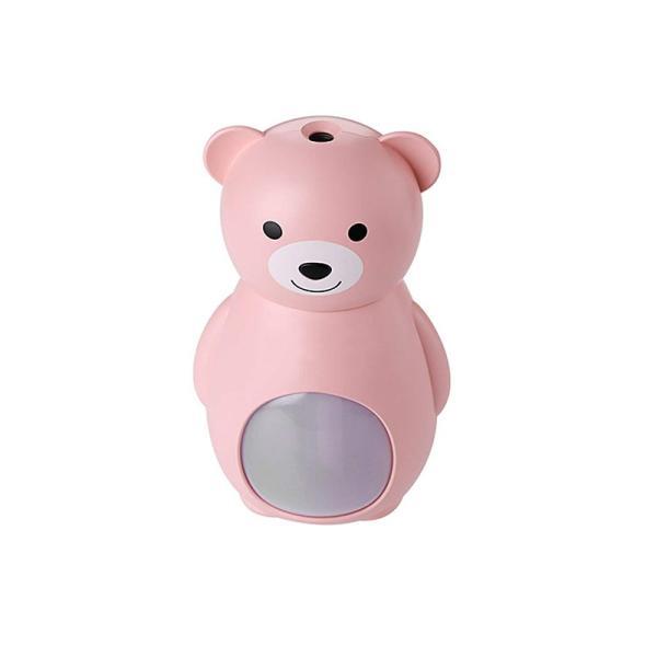加湿器 卓上160ml容量 ペットボトル型 USB接続や充電式兼用 超音波式加湿器 静音 オフィス 寝室 車内乾燥対応 cpddm