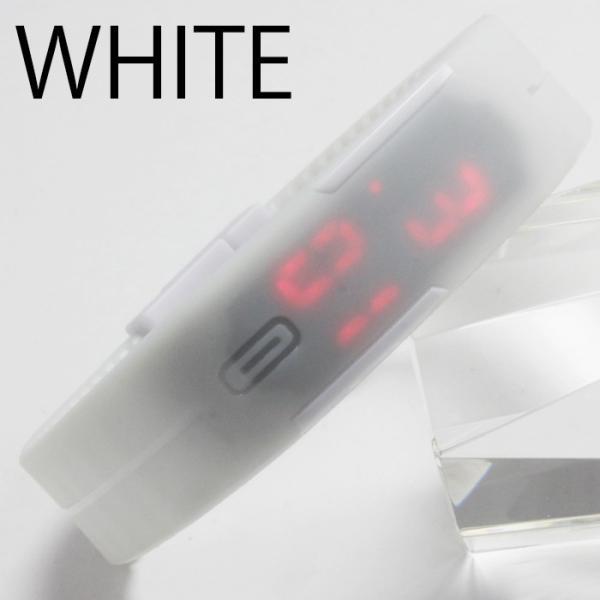 腕時計 メンズ レディース 送料無料 1年保証 BOX付き 全9色  アーバン デジタル LEDバングル ブレスレット 腕時計 WT-FA|styleon|06