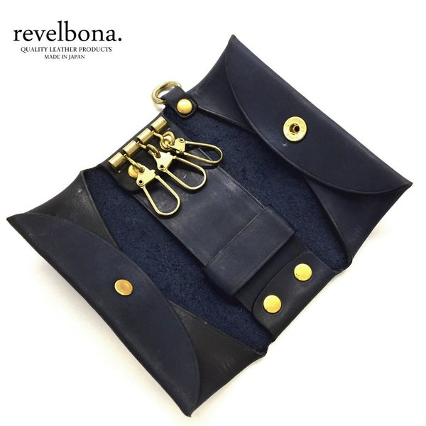 revelbona 003CL 日本製キーケース stylewebdirect 02