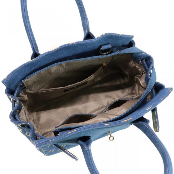 GUSCIO グッシオ 12-0885 洗い加工デニム グッシオハッピー 2WAYハンドバッグ stylewebdirect 07