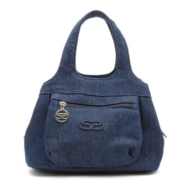 SAVOY サボイ デニム地のハンドバッグ SM070803|stylewebdirect|04