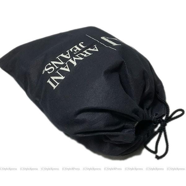 アルマーニジーンズ Armani Jeans 巾着袋 バッグ 小物入れ 紺 stylexpress 02