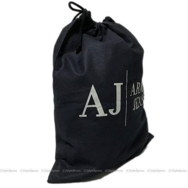 アルマーニジーンズ Armani Jeans 巾着袋 バッグ 小物入れ 紺 stylexpress 03