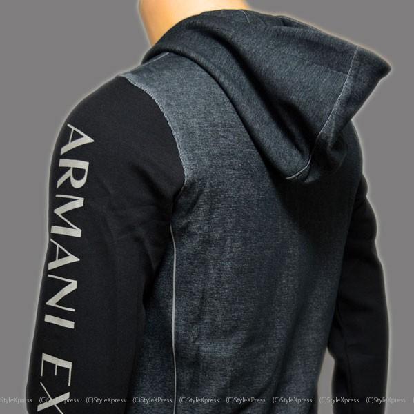 アルマーニエクスチェンジ Armani Exchange パーカー ジャケット メンズ|stylexpress|07