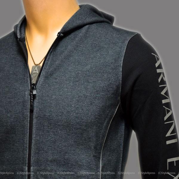 アルマーニエクスチェンジ Armani Exchange パーカー ジャケット メンズ|stylexpress|08