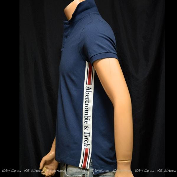 アバクロ アバクロンビー&フィッチ Abercrombie & Fitch ポロシャツ メンズ|stylexpress|03
