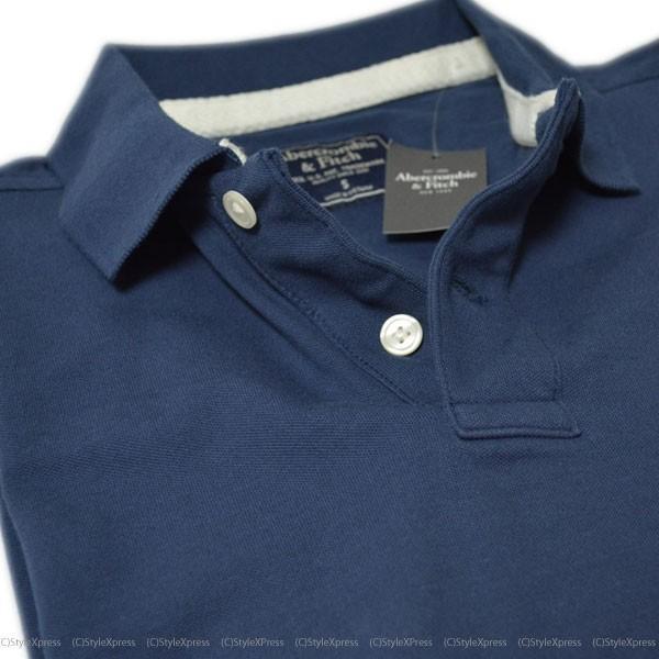 アバクロ アバクロンビー&フィッチ Abercrombie & Fitch ポロシャツ メンズ|stylexpress|04