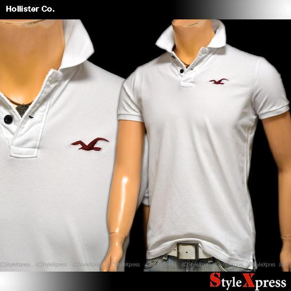 ホリスター Hollister ポロシャツ メンズ|stylexpress