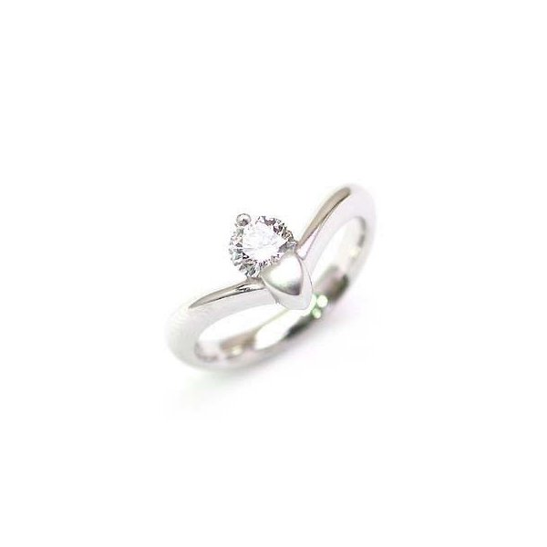 婚約指輪 ダイヤモンド リング 立爪 ダイヤ エンゲージリング ダイヤモンド ダイヤリング プラチナ950 VSクラス0.30ct 鑑定書付き セール
