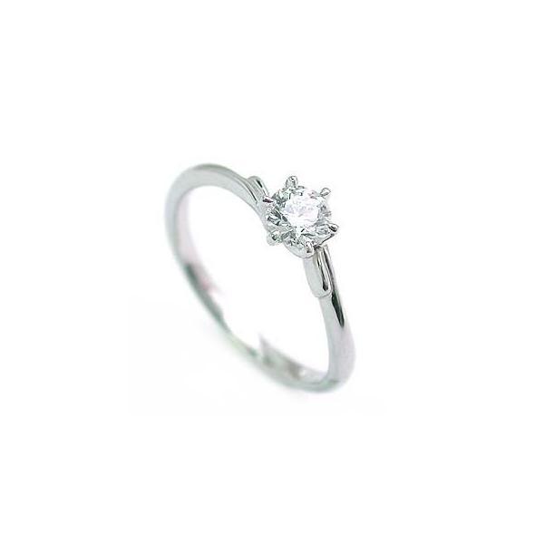 婚約指輪 ダイヤモンド リング 立爪 ダイヤ エンゲージリング ダイヤモンド ダイヤリング プラチナ900 VSクラス0.30ct 鑑定書付き セール