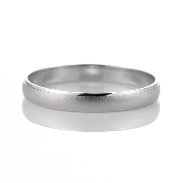 結婚指輪 安い プラチナ マリッジリング ペアリング プラチナ 人気 刻印無料 地金リング 宝石なし ストレート カップル つや消し スイートマリッジ