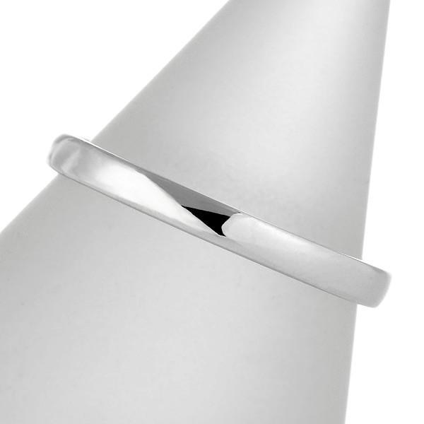 結婚指輪 レディース プラチナ シンプル 細身 指輪 ストレート 人気 刻印無料 マリッジリング 結婚指輪 カップル 甲丸 セール 母の日 春