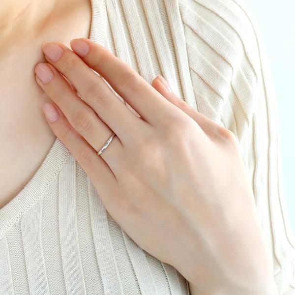 ペアリング 安い 刻印 石入り シルバー ダイヤモンド リング セール 母の日 春