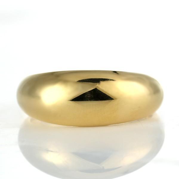 結婚指輪 マリッジリング ペアリング 24金 イエローゴールド シンプル ペア 地金 リング【今だけ代引手数料無料】