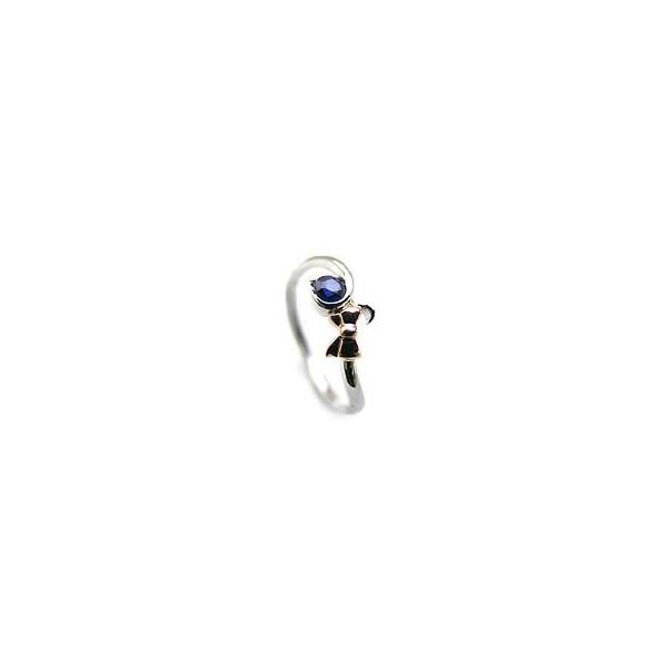 サファイア 指輪 サファイア 9月誕生石 サファイア リング 指輪 ファッションリング セール 母の日 春