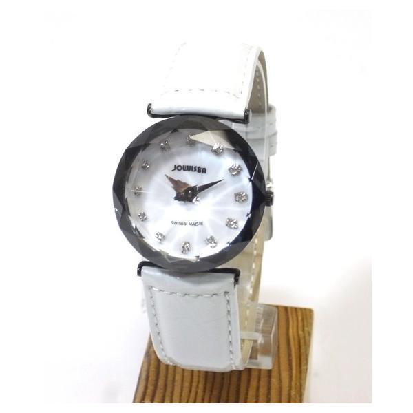 JOWISSA レディースウォッチ 腕時計 ホワイト 白 ジョイッサ ジョイサジョウィサ 1.203.M レディース
