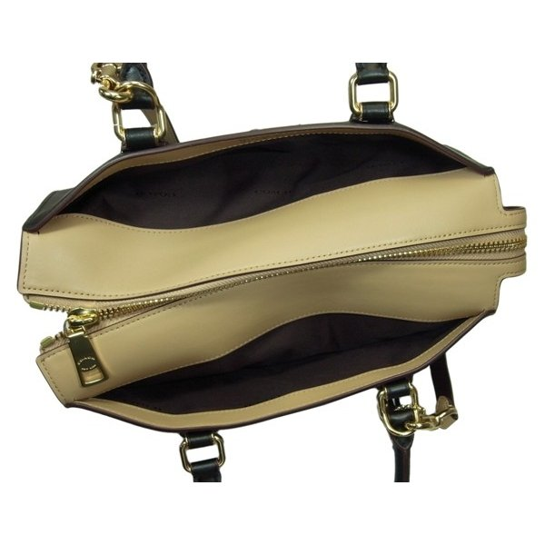 COACH コーチ 2way ハンドバッグ セレーナ 限定コラボ ボンド バッグ カラーブロック ブラックマルチ 39288-gdblc ブティック品