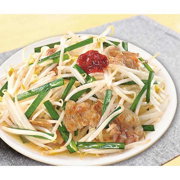 岐阜タンメン監修 豚肉ともやしの旨塩炒めの素(1袋2人前×2袋入)|sugakiyasyokuhin|03