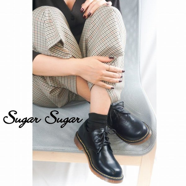 【SUGARSUGAR★シュガーシュガー】レースアップシューズ|sugar-sugar
